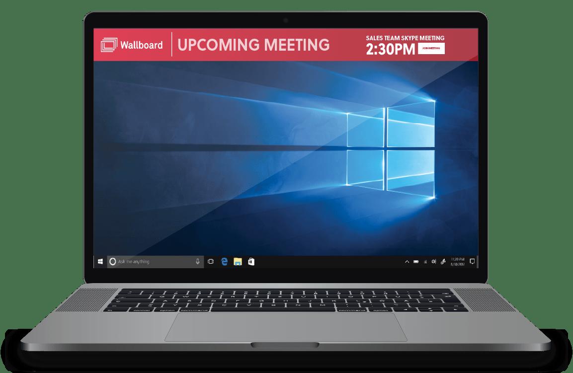 Desktop Broadcast Laptop
