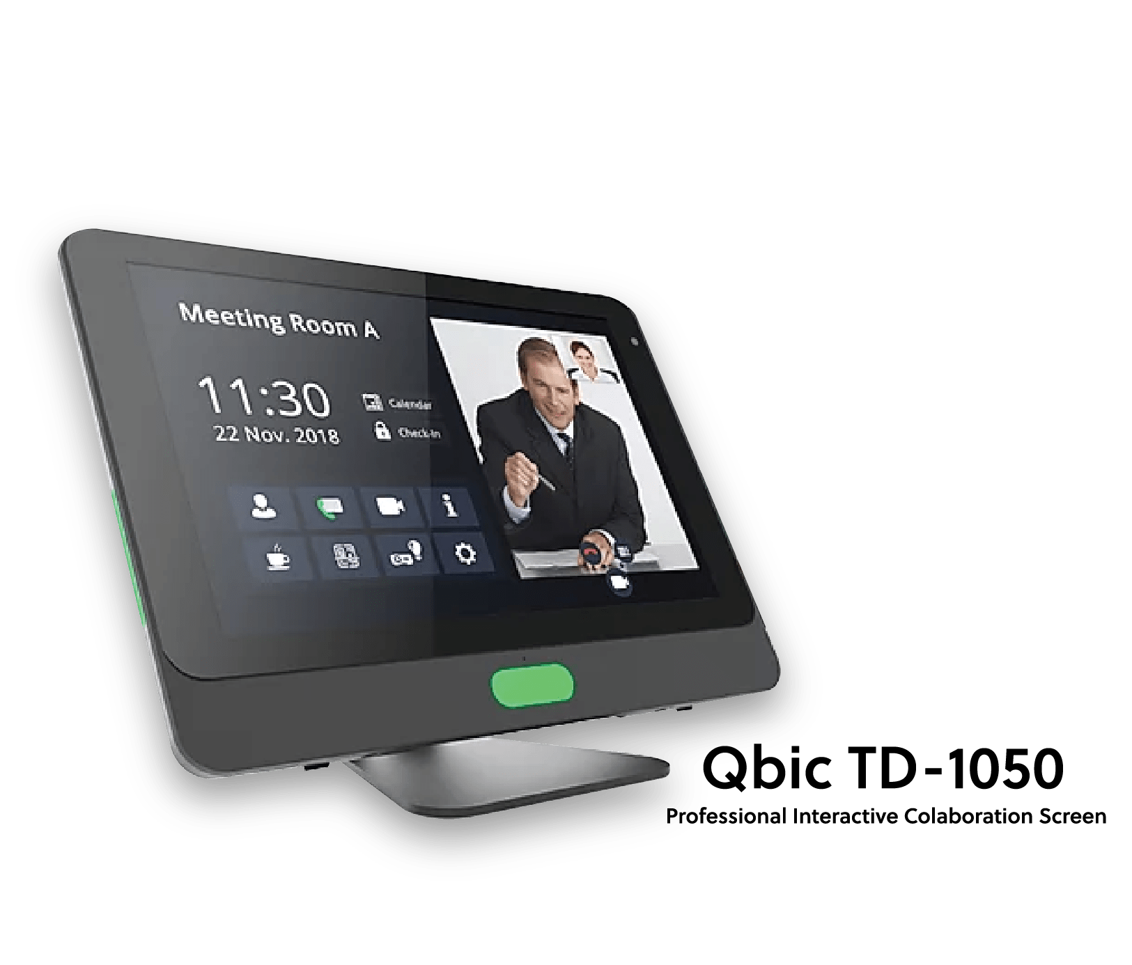 Qbic TD 1050 Pro Interactive Touch Panel 1