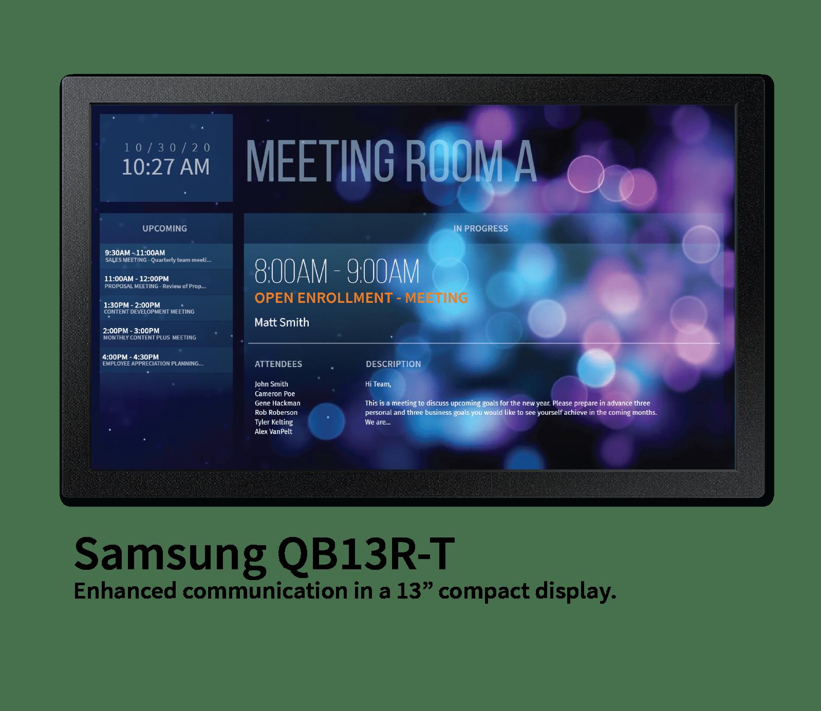 Samsung QB13RT