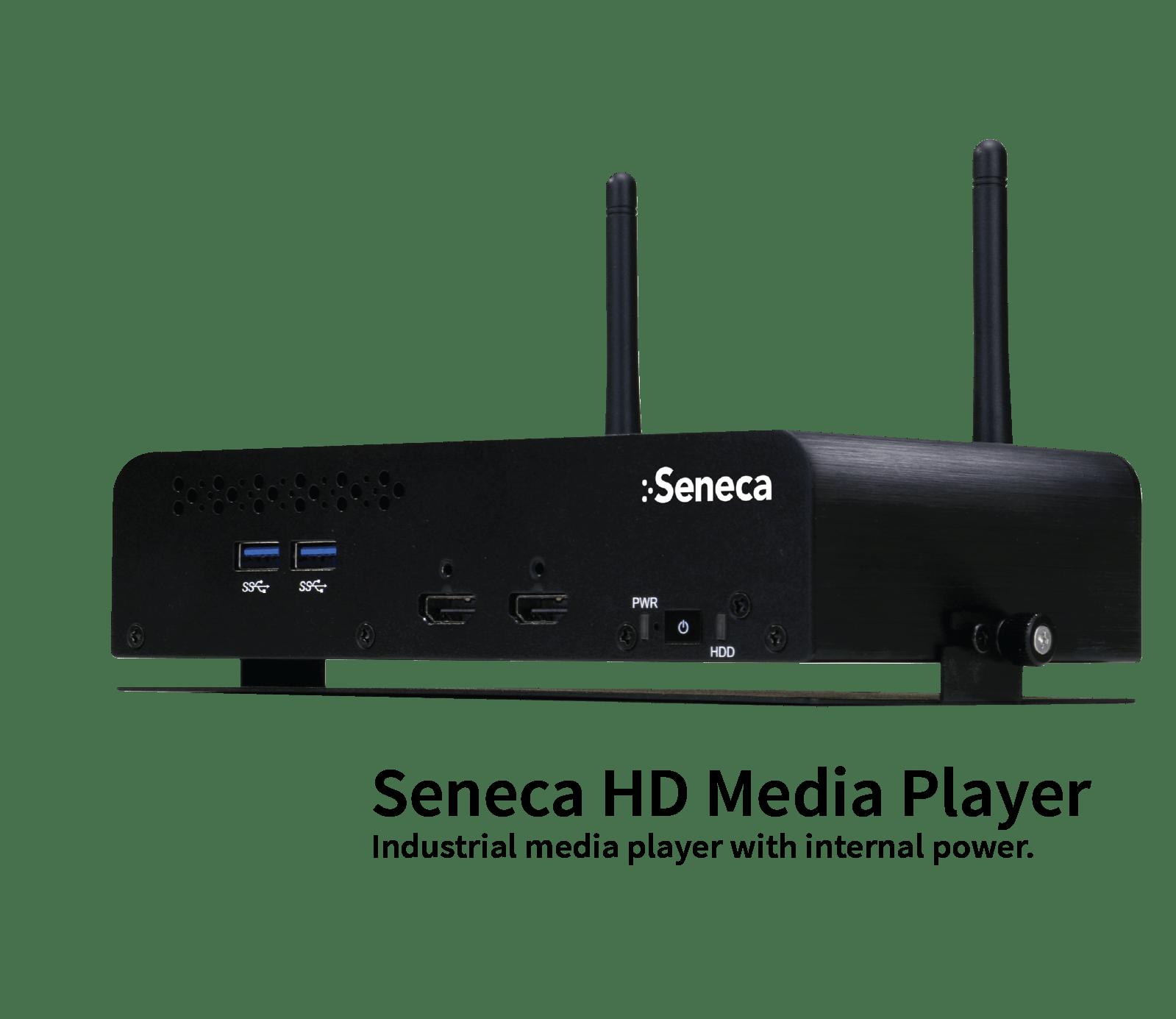 Seneca HD Media Player