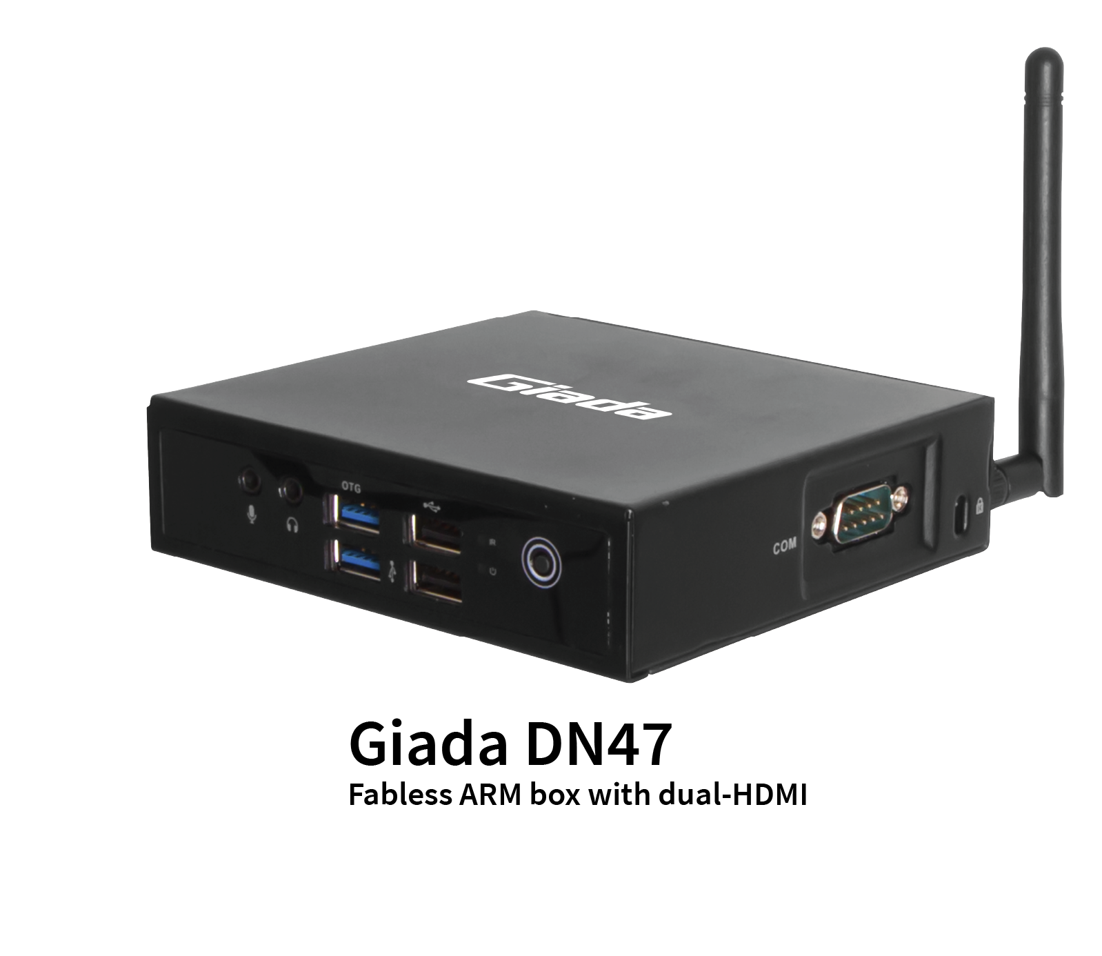 Giada DN74 Media Player
