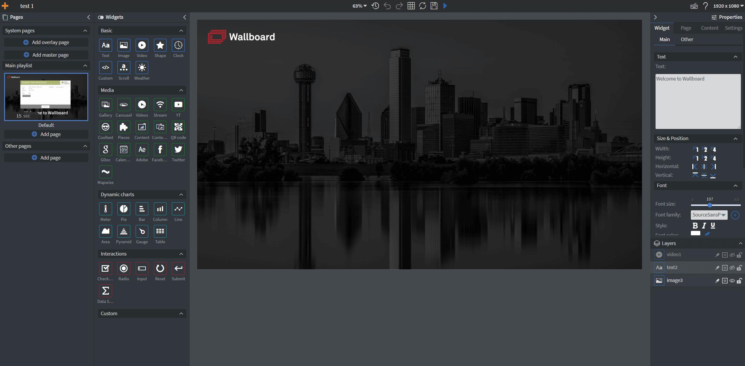 Wallboard Editor Background_Image_Shape_Example