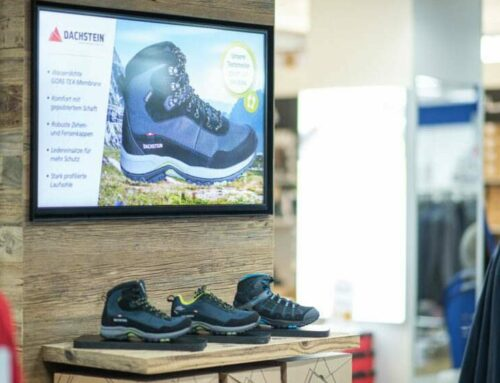Improving Digital Signage for Retail with Lift & Learn